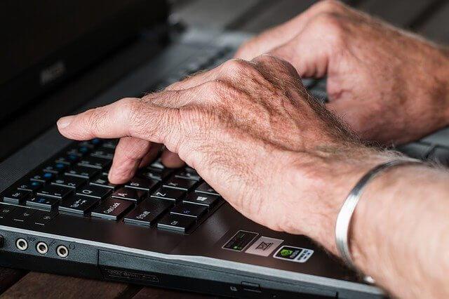 senior komputer