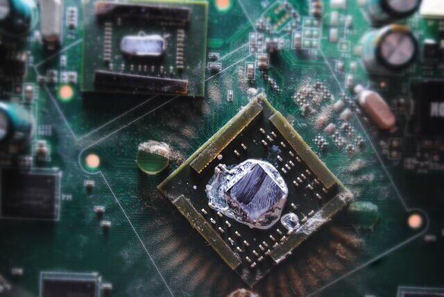 procesor i pasta termoprzewodząca