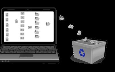 Jak odzyskać usunięte pliki?